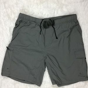 Columbia Sportswear Gray Shorts Mens Size XL (*2)^